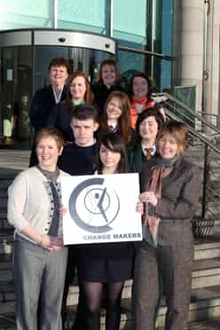 Change Makers Programme launched in greater Belfast schools