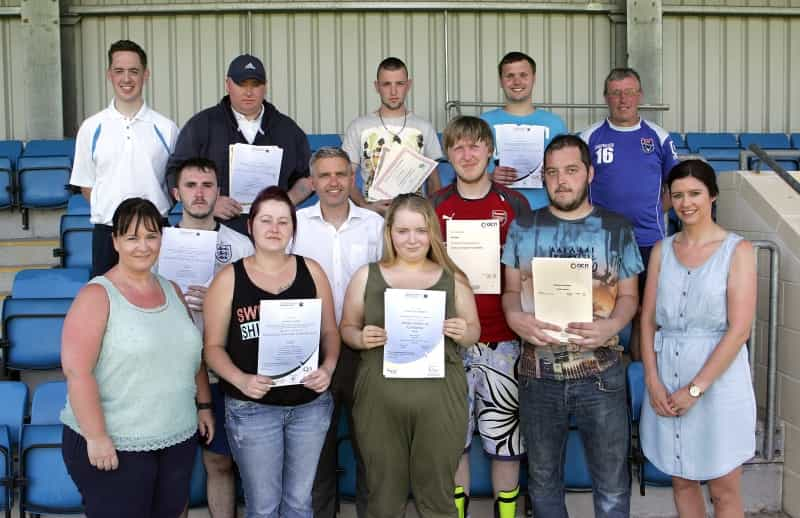 Ballinamallard youth project lines out for cross-community celebration event