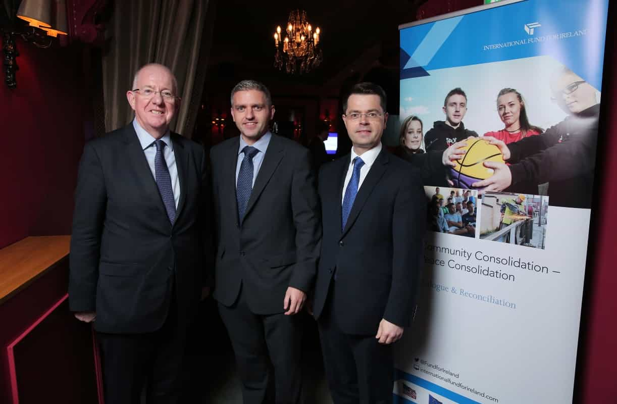 International Fund for Ireland marks 30 years