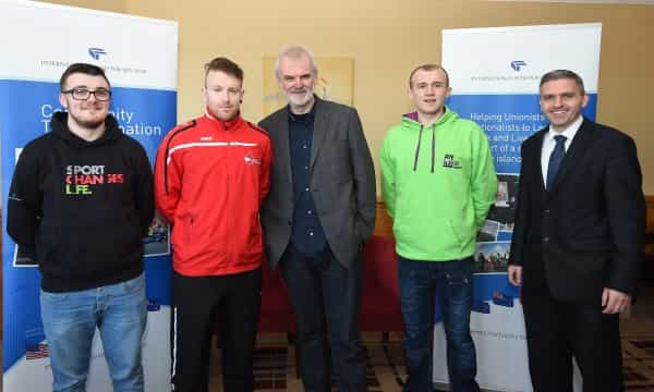 Young people come together for cross-border PIP Youth Conference