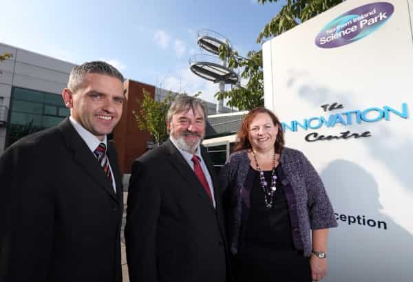 International Fund for Ireland hails a decade of the Innovation Centre at NISP