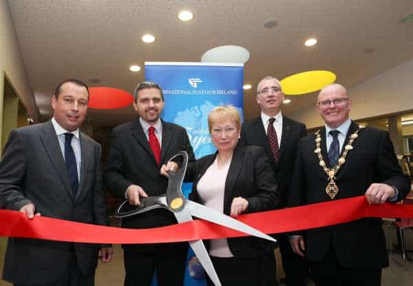 St Columb's Park House unveils £1 million revamp