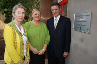 New Community Cultural and Business Centre officially opens in Cushendall
