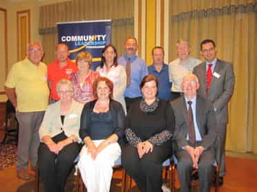 Community Groups Reach Half Way Point In Leadership Journey