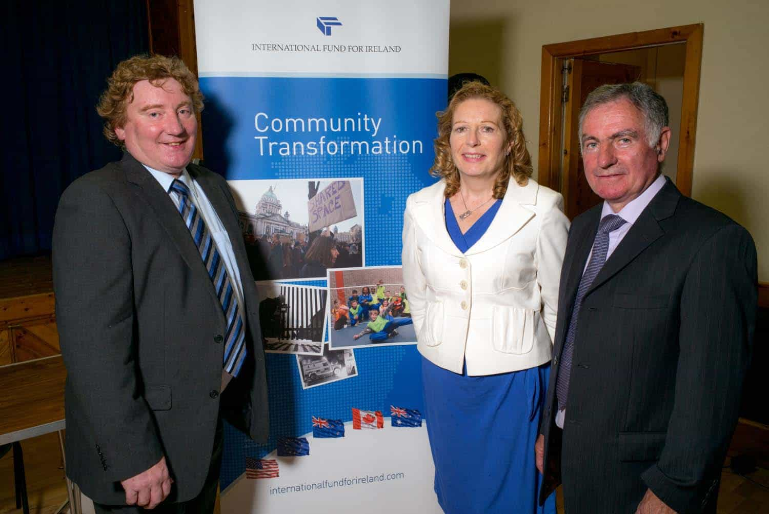 Project to help address resolve divisive issues in Castlederg