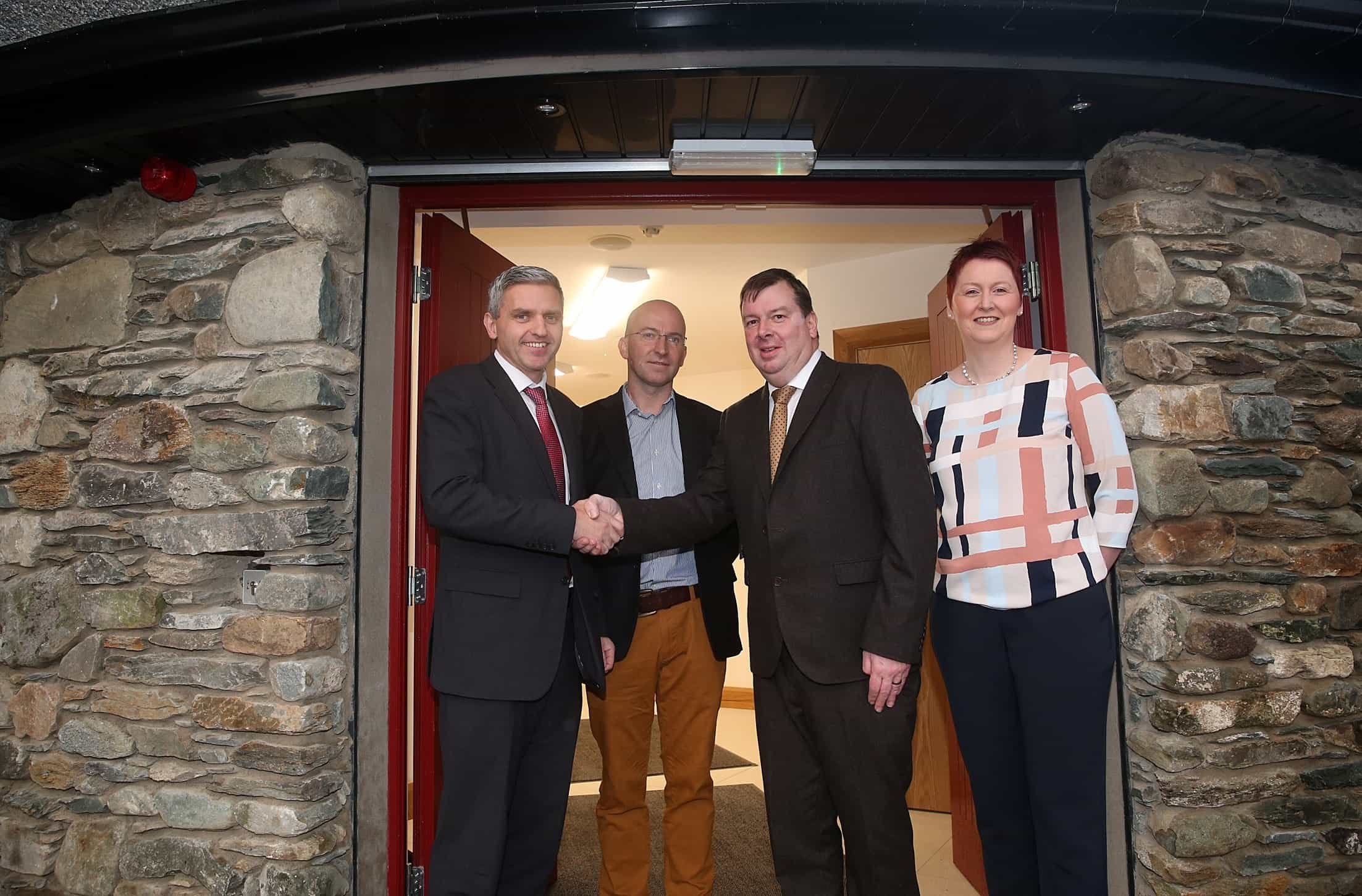 Newtowncunningham Community Outreach Project launched