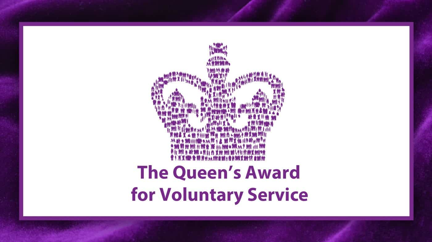 Maghera Cross Community Link receives the Queen's Award for Voluntary Service (QAVS)